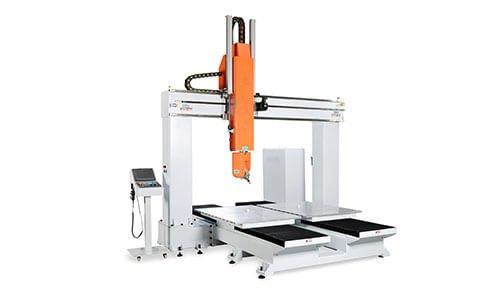 5-aixs-CNC-trimming-machine