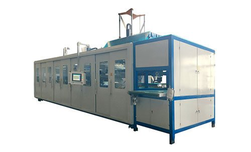 Double-Sheet-Product-Thermoforming-machine