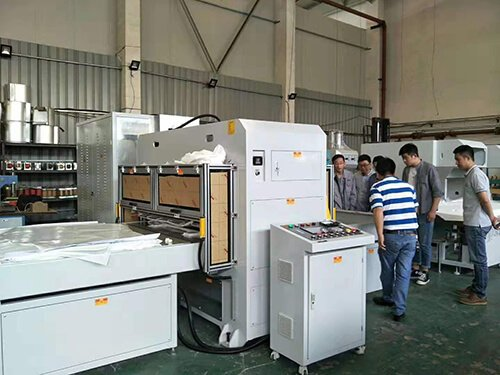 High power non standard high frequency welding machine