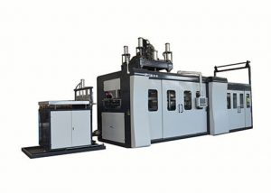 INS Technology Positive and Negative Pressure Thermoforming Machine