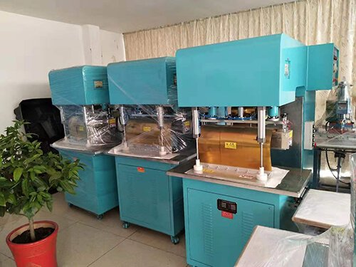 PVC film high frequency sealing machine