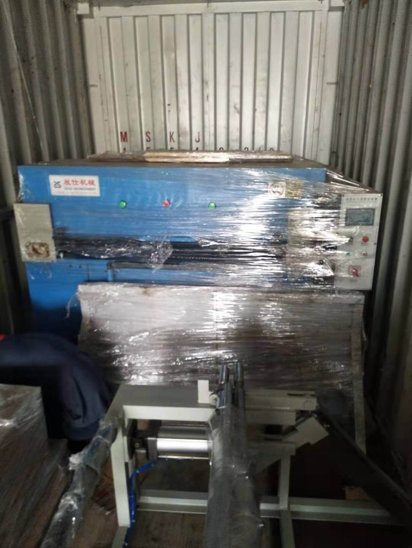 Precision Four Post hydraulic Cutting Machine (3)