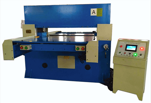 Precision Four Post hydraulic Cutting Machine