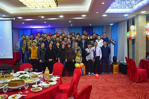Shanghai Zhanshi annual meeting