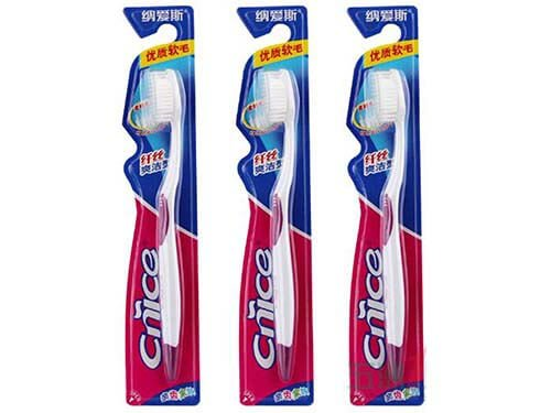 Toothbrush packaging