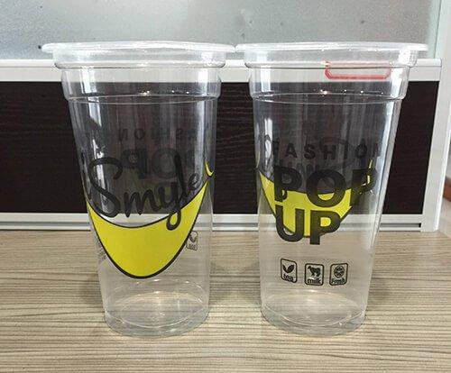 milk tea cups