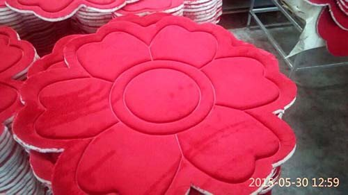 plastic flower Embossing