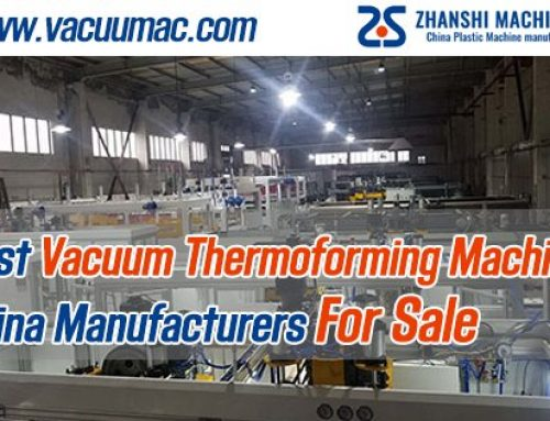Best Vacuum Thermoforming Machine China Manufacturers For Sale